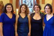 "Schaumburger Sommerkonzerte 2017: Vokalensemble ""Cantus Aureus"" in der Stiftskirche Obernkirchen"