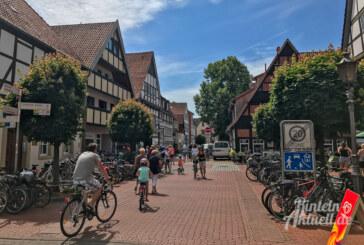 17. Felgenfest im Weserbergland: Mit dem Rad von Rinteln bis Bodenwerder