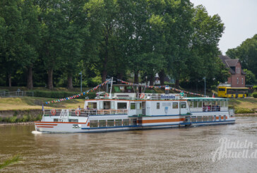 """WeserTekk on Board"": Houseboat-Party wegen Hochwasser abgesagt"