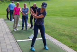 Golf ausprobieren: Schnupperkurs im Golfclub Schaumburg am 23. Juli