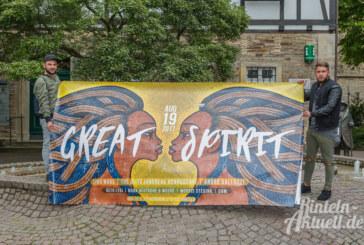 Musik liegt in der Luft: Great Spirit Festival im Steinzeichen Steinbergen