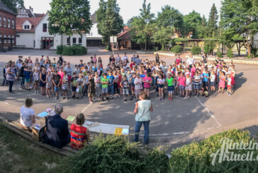 Preise, Medaillen und Urkunden: Grundschule Süd verleiht Auszeichnungen für Wettbewerbsteilnahmen