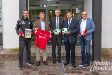 Hannover 96 und SC Rinteln veranstalten Fußballschule Am Steinanger