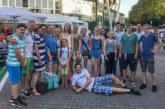 Rintelner Tennisnachwuchs beim Kids Day in Halle