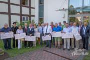 200 Jahre Sparkasse Schaumburg: Geburtstagsspenden für Vereine und Institutionen