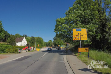 Steinbergen: Sperrung der Arensburger Straße verschoben