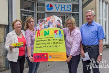 Von Fledermäusen, Musik und Luft: Kinder-Uni 2017 in Rinteln, Bückeburg und Stadthagen