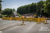 Steinbergen: Vollsperrung der Arensburger Straße