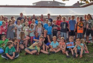Vier tolle Tage der DLRG im Rintelner Freibad