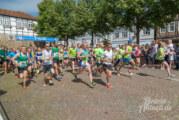 669 Teilnehmer beim 17. Rintelner Volksbanklauf durch die Innenstadt