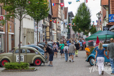 7. Internationales Volkswagen Veteranentreffen in Hessisch Oldendorf vom 23. bis 25. Juni 2017