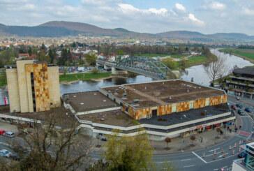 (Update: April, April!) Exklusiv: Neuer Brückentorsaal schwimmt auf Weser / Happy Night 2 kommt