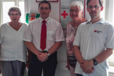 DRK Ortsverein Rinteln e.V.: Vorstand wieder vollständig