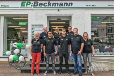 Volles Haus bei EP:Beckmann