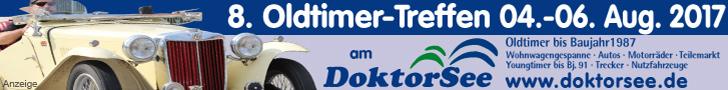 Oldtimer-Treffen am Doktorsee