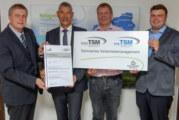 Technisches Sicherheitsmanagement der Stadtwerke Rinteln zertifiziert