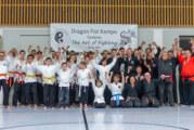12. Dragon-Fist-Kempoday: Kempo/Karate Abteilung des TSV Krankenhagen beim Kempoday 2017
