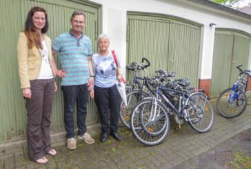 DRK Kreisverband bedankt sich für gelungene Fahrradspende