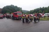 Unwetterfolgen: Kreisfeuerwehrbereitschaft Schaumburg unterstützt in Hildesheim