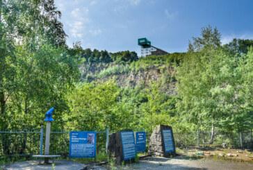 Mit Downhill auf Erfolgskurs: Mountainbike-Park am Steinzeichen Steinbergen