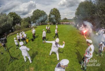 Mit großer Schlacht im Exter Feld: Schützenfest Exten vom 12. bis 15. Juli
