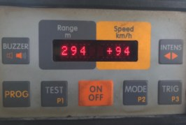 Geschwindigkeitskontrollen in Rinteln: Spitzenreiter mit 131 statt 50 km/h unterwegs