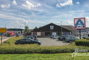 Samstag ist Schluss: ALDI schließt Filiale in Braasstraße wegen Umbau