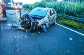 A2: Mercedes-Fahrer (42) bei Unfall im Auetal tödlich verunglückt
