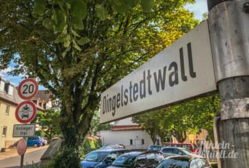 Erneut Vollsperrung im Dingelstedtwall