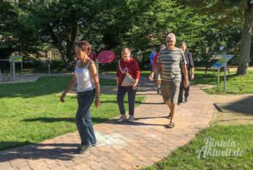 Auch im September: Fit bleiben am Generationenplatz