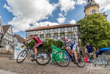 Rampen, Räder und Rennstimmung beim 5. Stüken-Wesergold Mountainbike-Cup in Rinteln