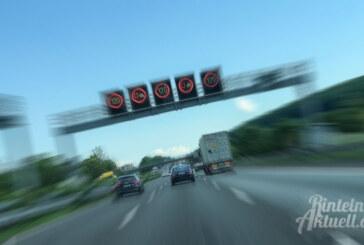 Illegales Autorennen auf A2 zwischen Bad Eilsen und Rehren? Autobahnpolizei beschlagnahmt zwei PKW