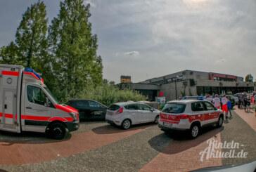 Nach Chemie-Experiment: Feuerwehreinsatz am Gymnasium