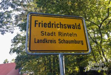 Friedrichswald: Wandern mit Hund