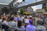 Altstadtfest 2017: Live-Bands trotzen dem Wetter mit viel Musik