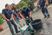 Rund ums Gänsedorf: Ortsfeuerwehr veranstaltet 10. Engerschen Gänsemarsch