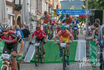 Rinteln: Streckensperrungen und Halteverbote für den 2019er Stüken-Wesergold Mountainbike-Cup