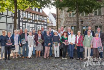 Grüner Daumen bringt Preise: Gewinner des Blumenschmuckwettbewerbs 2017
