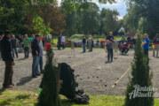 Boule-Stadtmeisterschaft am Boulodrom in Rinteln am 18. August