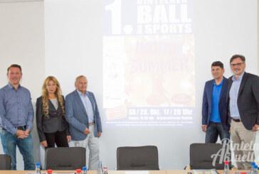 """Indian Summer"": 1. Rintelner Ball des Sports"