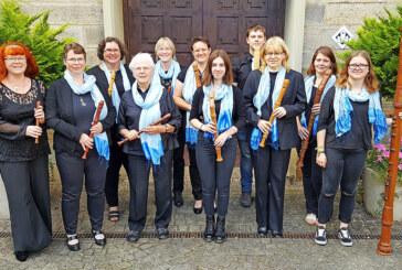 Orgel trifft auf Blockflöte: Konzert in der Jakobi-Kirche