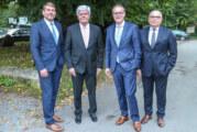 Sparkasse Schaumburg verabschiedet Ulrich Stache in den Ruhestand