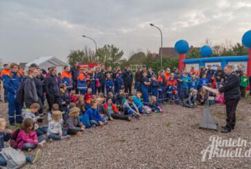 Goldbeck feiert 10 Jahre Kinderfeuerwehr und 40 Jahre Jugendfeuerwehr