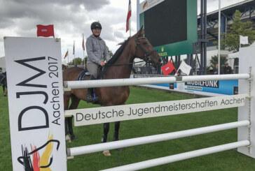 Rintelnerinnen kämpfen bei Deutschen Jugendmeisterschaften 2017 in Aachen um den Titel