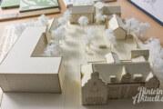 Außen hui, innen geht noch was: Studenten stellen Ideen zur Gestaltung des Rintelner Rathauses vor