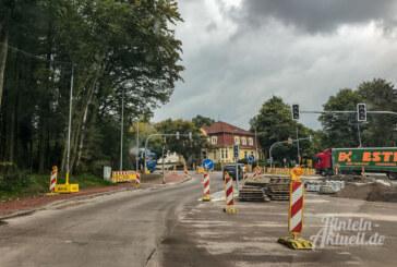 """""""Rumpelbeton"""" und lange Staus: In Steinbergen startet die dritte Bauphase"""