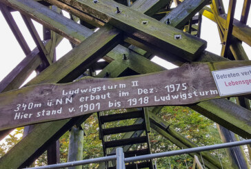 Ludwigsturm: Abriss für Spätsommer geplant