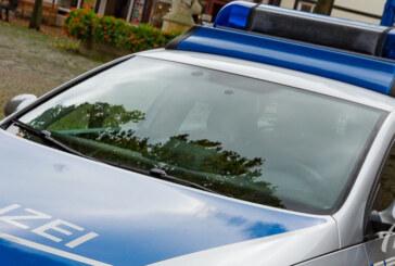 Polizeibericht: Unfallflucht und Sachbeschädigung