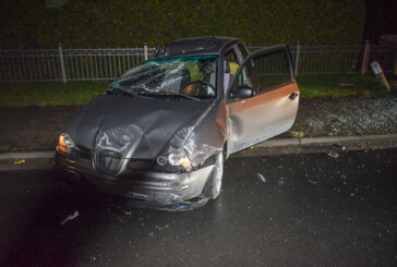 Fahrzeug nicht versichert, falsche Kennzeichen: Rintelner (37) flüchtet vor Polizeikontrolle in Hameln nach Bückeburg