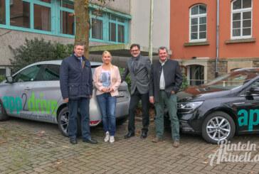 Rinteln unter Strom: Car-Sharing bekommt Elektroauto-Zuwachs